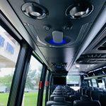 Freightliner M2 40 passenger charter shuttle coach bus for sale - Diesel 15
