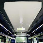 Freightliner M2 40 passenger charter shuttle coach bus for sale - Diesel 16