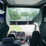 Freightliner M2 40 passenger charter shuttle coach bus for sale - Diesel 17