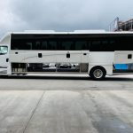 Freightliner M2 40 passenger charter shuttle coach bus for sale - Diesel 20
