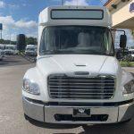 Freightliner M2 41 passenger charter shuttle coach bus for sale - Diesel 2