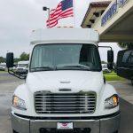 Freightliner S2C 37 passenger charter shuttle coach bus for sale - Diesel 2