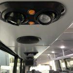 Freightliner M2 33 passenger charter shuttle coach bus for sale - Diesel 10