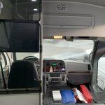 Freightliner M2 33 passenger charter shuttle coach bus for sale - Diesel 11
