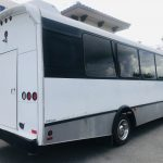 Chevy C4500 25 passenger charter shuttle coach bus for sale - Diesel 3