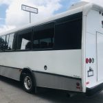 Chevy C4500 25 passenger charter shuttle coach bus for sale - Diesel 6