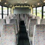 Chevy C4500 25 passenger charter shuttle coach bus for sale - Diesel 10