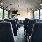 Chevy C4500 25 passenger charter shuttle coach bus for sale - Diesel 11