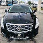 Cadillac 4 passenger charter shuttle coach bus for sale - Gas 8