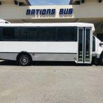 Chevy C4500 25 passenger charter shuttle coach bus for sale - Diesel 2