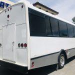 Chevy C4500 25 passenger charter shuttle coach bus for sale - Diesel 3