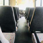 Chevy C4500 25 passenger charter shuttle coach bus for sale - Diesel 11