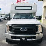 Ford F550 29 passenger charter shuttle coach bus for sale - Gas 10