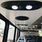 Ford F550 29 passenger charter shuttle coach bus for sale - Gas 16