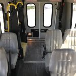 Ford E350 8 passenger charter shuttle coach bus for sale - Gas 5