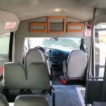 Ford E350 8 passenger charter shuttle coach bus for sale - Gas 6
