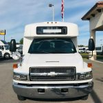 Chevy C5500 32 passenger charter shuttle coach bus for sale - Diesel 2