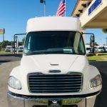 Freightliner M2 36 passenger charter shuttle coach bus for sale - Diesel 2