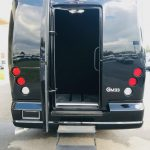 Ford F550 27 passenger charter shuttle coach bus for sale - Diesel 5