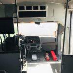 Freightliner M2 33 passenger charter shuttle coach bus for sale - Diesel 6