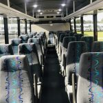 Ford F550 29 passenger charter shuttle coach bus for sale - Gas 9