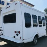 Ford E350 17 passenger charter shuttle coach bus for sale - Gas 3