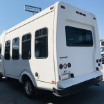 Ford E350 17 passenger charter shuttle coach bus for sale - Gas 5