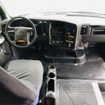 Chevy C5500 33 passenger charter shuttle coach bus for sale - Diesel 12
