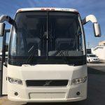 Volvo 56 passenger charter shuttle coach bus for sale - Diesel 2