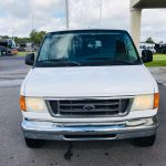 Ford 350  11 passenger charter shuttle coach bus for sale - Gas 2