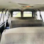 Ford 350  11 passenger charter shuttle coach bus for sale - Gas 6