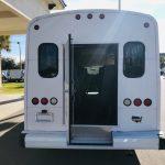 Ford E450 24 passenger charter shuttle coach bus for sale - Diesel 5