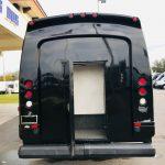 Ford F550 30 passenger charter shuttle coach bus for sale - Diesel 5
