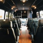 Ford F550 30 passenger charter shuttle coach bus for sale - Diesel 7