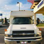 Chevy C5500 32 passenger charter shuttle coach bus for sale - Diesel 2