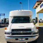 Chevy C5500 33 passenger charter shuttle coach bus for sale - Diesel 2