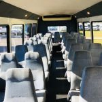Chevy C5500 33 passenger charter shuttle coach bus for sale - Diesel 5