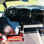 Chevy C5500 33 passenger charter shuttle coach bus for sale - Diesel 7