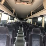 Prevost 54 passenger charter shuttle coach bus for sale - Diesel 4