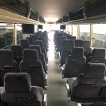 Prevost 54 passenger charter shuttle coach bus for sale - Diesel 5
