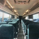 Prevost 56 passenger charter shuttle coach bus for sale - Diesel 7