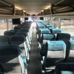 Prevost 56 passenger charter shuttle coach bus for sale - Diesel 8