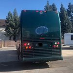 Prevost 56 passenger charter shuttle coach bus for sale - Diesel 6