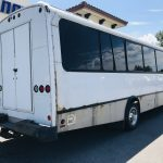 Chevy C5500 32 passenger charter shuttle coach bus for sale - Diesel 3