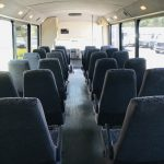 Chevy C5500 32 passenger charter shuttle coach bus for sale - Diesel 10