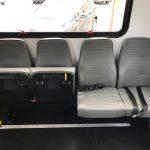 Ford E450 24 passenger charter shuttle coach bus for sale - Gas 7