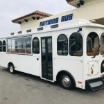 Ford F53 30 passenger charter shuttle coach bus for sale - Gas 5