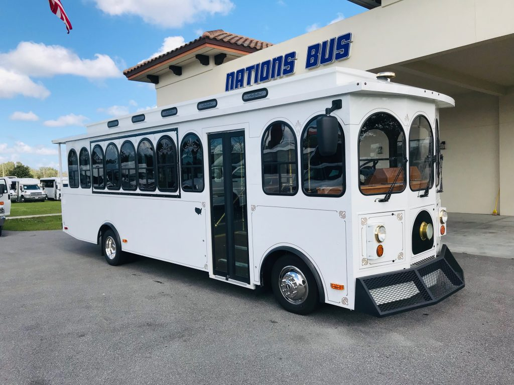 Bus Inventory Archive - Nations bus