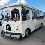 Ford F53 30 passenger charter shuttle coach bus for sale - Gas 3