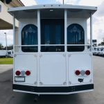 Ford F53 30 passenger charter shuttle coach bus for sale - Gas 4